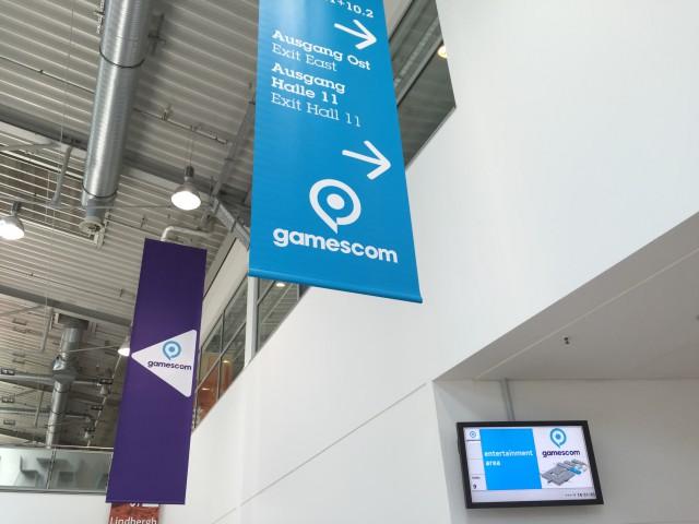 Vegan auf der Gamescom 2016