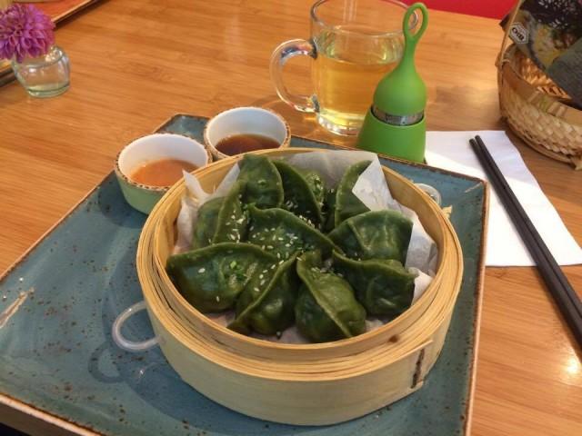 LeDu – vegane Dumplings in München