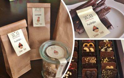 Vegane Süßigkeiten im Test: Chocri/ Simi & ich